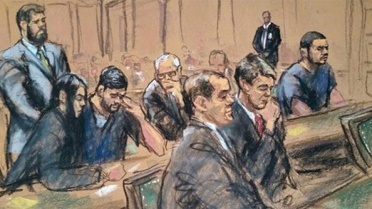 Ilustración de una de las audiencias