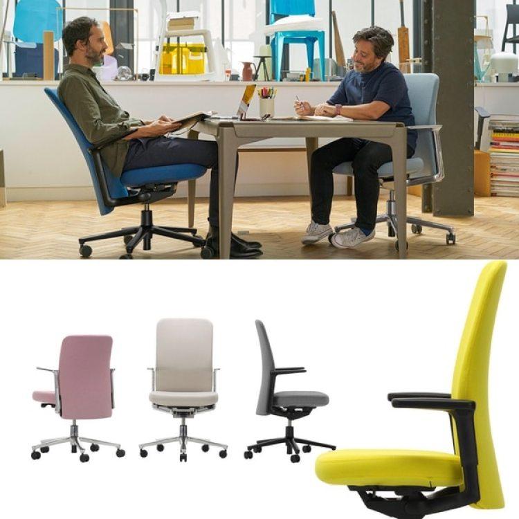Los creadores de la silla Pacific la diseñaron con el objetivo de que no pareciera a simple vista algo que pertenece sólo a una oficina