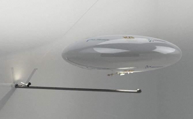 Así es el diminuto drone que volverá a explorar la Gran Pirámide de Guiza