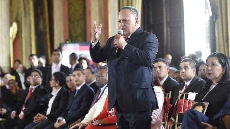 Diosdado Cabello (AFP)