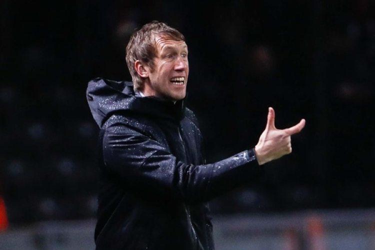 El inglés Graham Potter es el DT que llevó al Östersunds FK desde la cuarta división sueca a la Europa League (EFE)