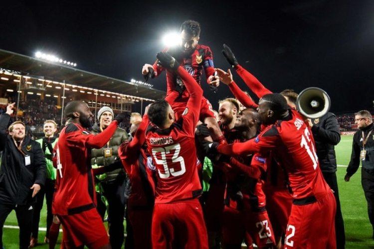 Las actividades culturales han generado la unión de los jugadores del Östersunds FK, donde conviven 11 nacionalidades diferentes (Reuters)