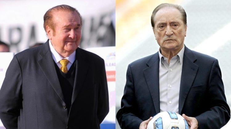 Nicolás Leoz, Eugenio Figueredo