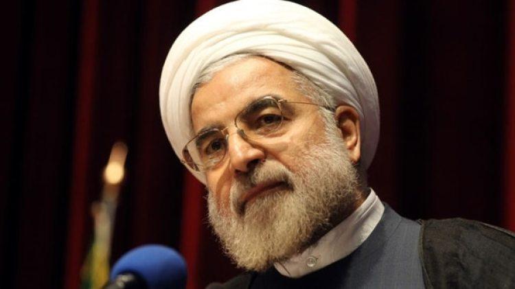Hassan Rohani fue reelecto presidente en 2017 (AFP)
