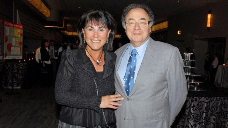 Honey y Barry Sherman, CEO y fundador de Apotex Inc (The Globe and Mail/Janice Pinto/via REUTERS)