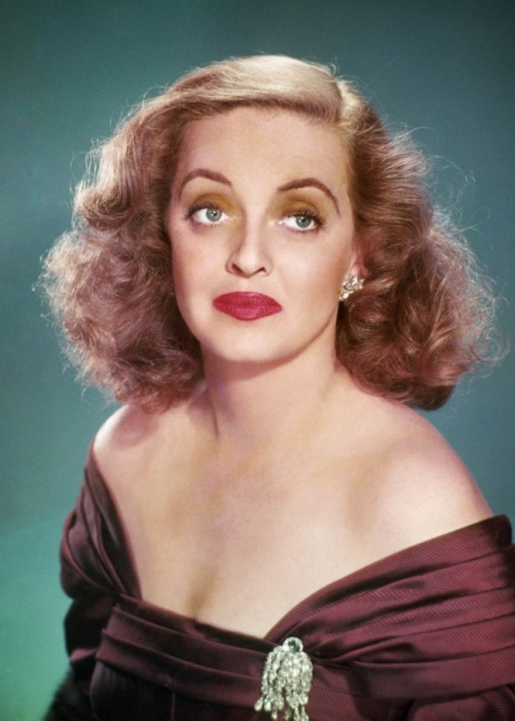 Bette Davis, puro talento