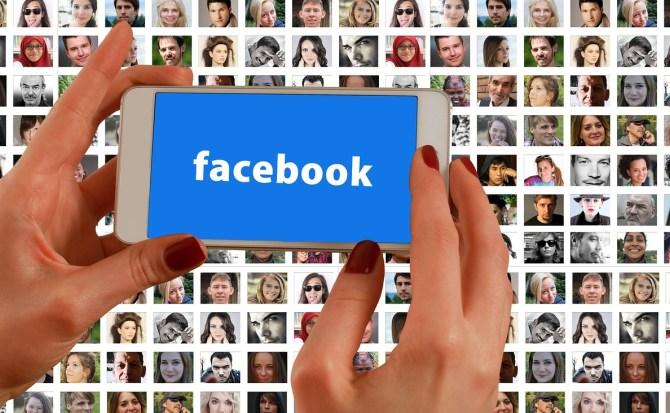 Facebook te avisará si apareces en una fotografía sin etiquetar