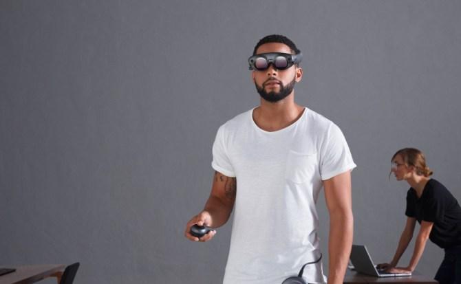 Magic Leap revela sus primeras gafas de realidad aumentada