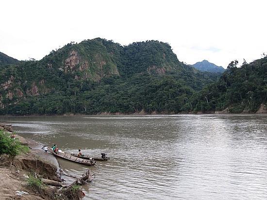 Resultado de imagen para el río Itonama, antes de llegar a Magdalena,
