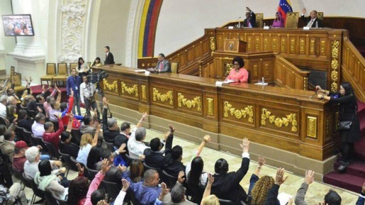 La Asamblea Nacional Constituyente.