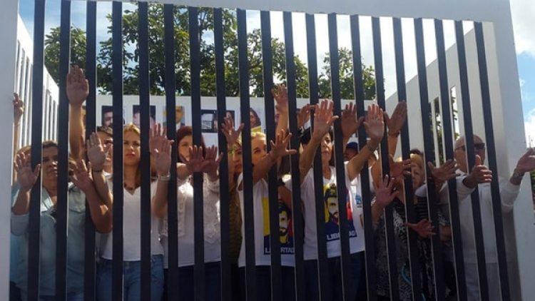 Aún quedanmás de 200 presos políticos en Venezuela