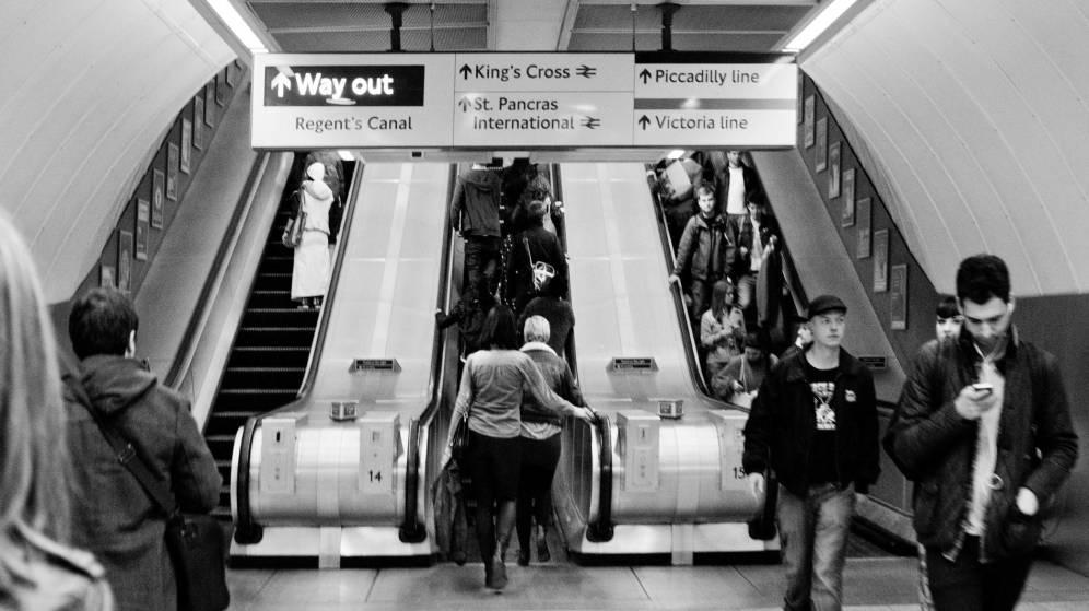 Foto: Estación londinense. (iStock)