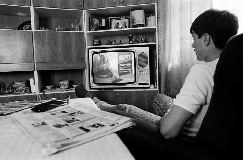 Un hogar de la República Democrática Alemana, año 1989. (Cordon Press)