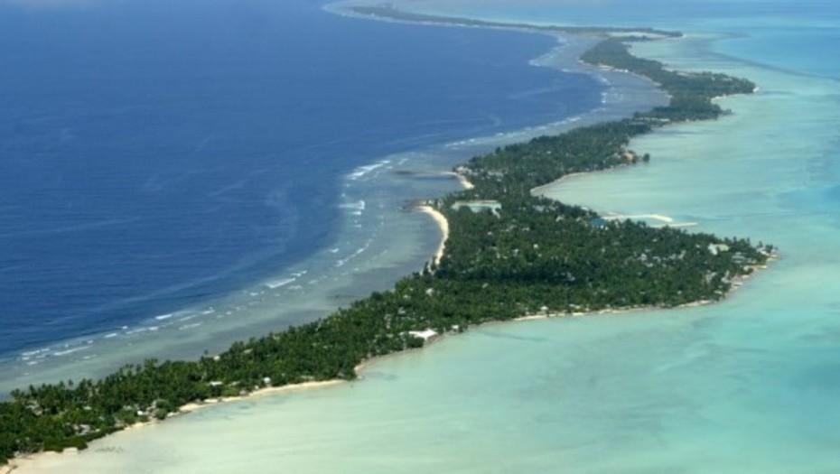 Nueva Zelanda y las islas del Pacífico sur ya recibieron el 2018