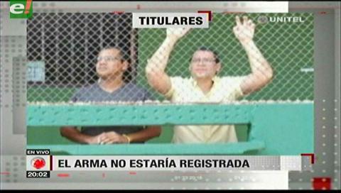 Video titulares de noticias de TV – Bolivia, noche del jueves 14 de diciembre de 2017