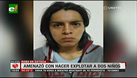 Aprehenden a ex trabajador que colocó falsos explosivos en el cuello de dos niños