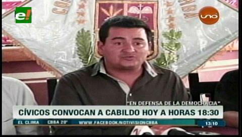 Voto nulo impulsa a comités cívicos del sur a iniciar resistencia al fallo del TCP