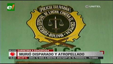 Matan a un hombre a tiros cerca de Concepción; su hijo salió ileso
