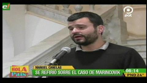 """Canelas: """"La familia Marinkovic y Comteco son las que más figuran en la lista de los Papeles de Panamá"""""""