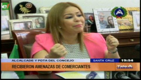 Sosa ratifica amenazas contra el alcalde y su persona