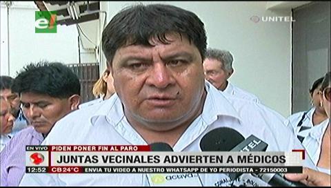 Juntas Vecinales advierten con tomar las farmacias que acaten el paro médico