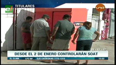 Video titulares de noticias de TV – Bolivia, mediodía del viernes 29 de diciembre de 2017
