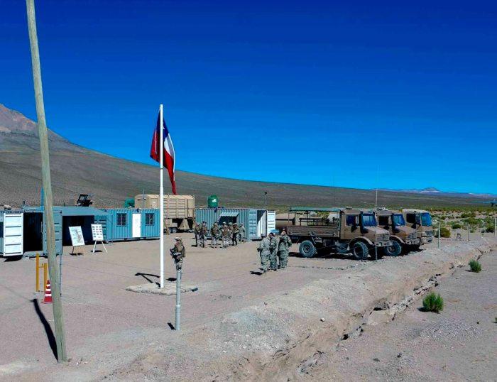 Brasil, Perú, Chile y Argentina, en el presente año, han asumido acciones para optimizar el resguardo fronterizo.
