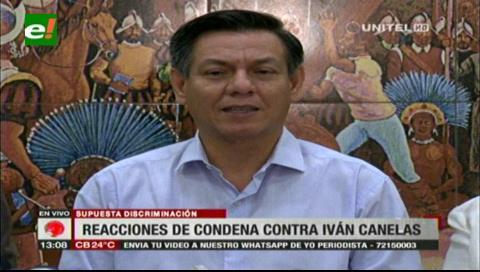 Cuéllar llama racista y discriminador al gobernador Canelas