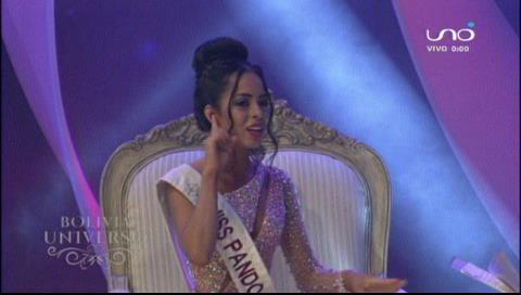 Miss Bolivia Universo 2018: Las respuestas de las 8 seminfinalistas