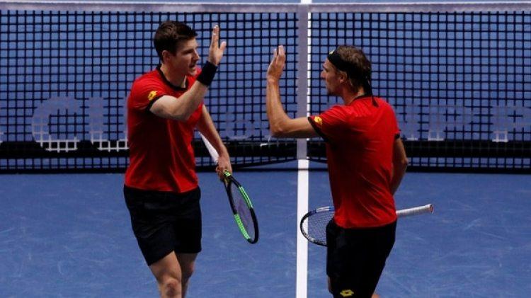 Habrá dos singles y un dobles por cada serie (Reuters)