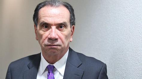 Aloysio Nunes, ministro de Relaciones Exteriores de Brasil.