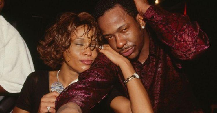 Whitney Houston y Robbert B. Brown