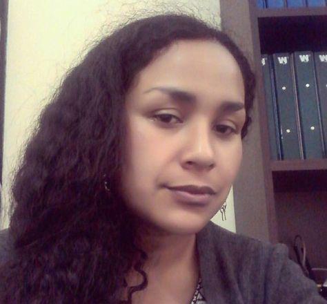 Paola Yáñez, directora ejecutiva del Centro Afroboliviano para el Desarrollo Integral y Comunitario (CADIC). (Foto: Redes Sociales)