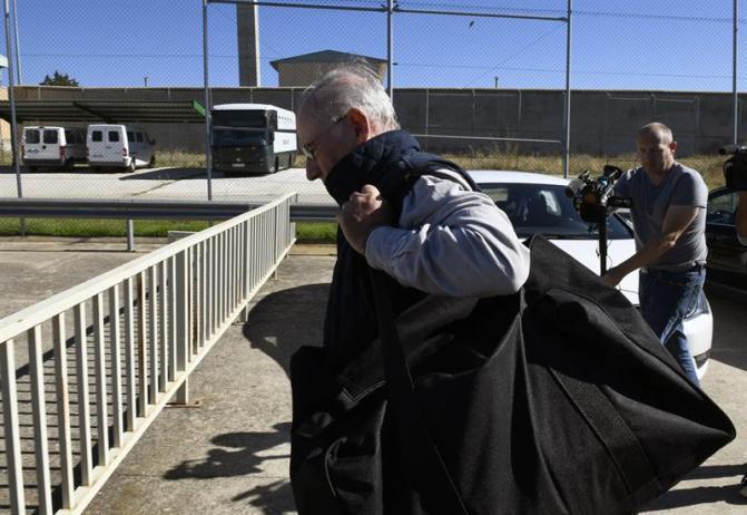 Resultado de imagen para Exdirector del FMI ingresa en prisión