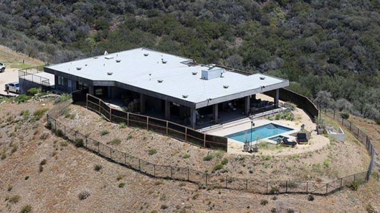 Así era la mansión de Caitlyn Jenner