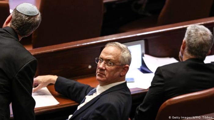 Symbolbild - Neuwahlen in Israel (Getty Images/AFP/G. Tibbon)