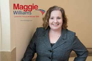 Phonebank for Maggie Williams @ Maggie's Place