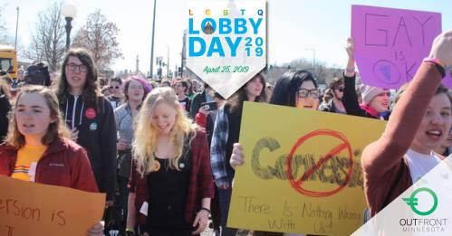 LGBTQ Lobby Day 2019 @ Minnesota State Capitol