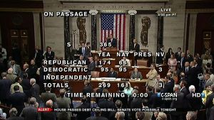 U. S. House Legislative Update: Results for April 8-12, 2019 @ U. S. Congress