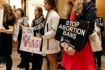 Stop Abortion Bans Rally @ Minnesota State Capitol