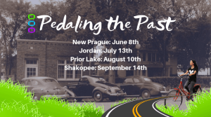 Pedaling the Past (Shakopee) @ Memorial Park | Shakopee | Minnesota | United States