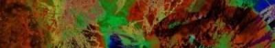 Molten abstract