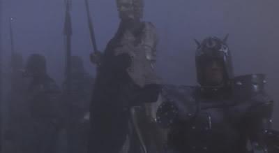 Mordred, antes de la batalla