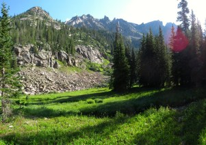Mile 677: July 27, Welcome to Wheeler Basin!
