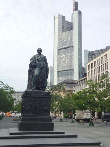 Goethe prevails.