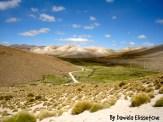 Uno de los tantos paisajes maravillosos que encontramos en nuestra odisea hacia Cancosa.