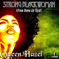 queen hazel strong black