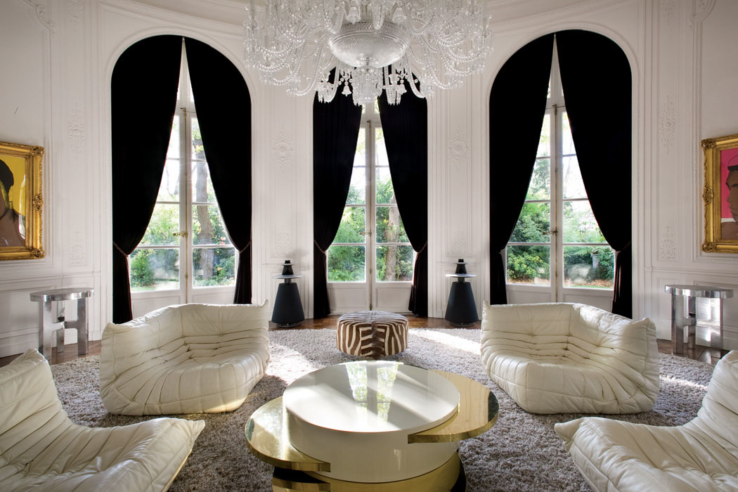 Lenny Kravitz Transforms His Private Parisian Residence