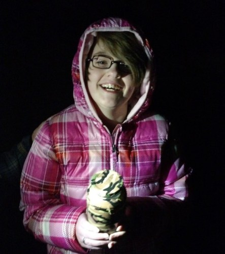 Shelby Night Caching, Great Start