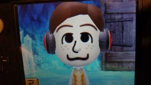 Mii look alike of Nick, Tomodachi, games